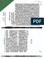 Miscarea Literara, R.T. 1934