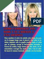 Explicacion de Cambio de Color PDF