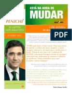 Boletim PSD Peniche Junho 11