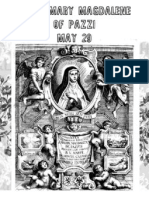 5.29 Saint Mary Magdalene of Pazzi