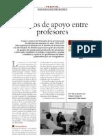 22. Grupos de Apoyo Entre Profesores (Ángeles Parrilla y Carmen Gallego)