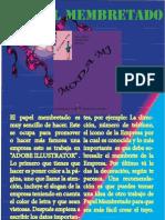 Explicacion de Papel Membretado