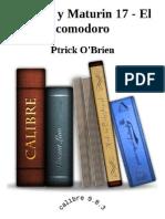 Aubrey y Maturin 17 - El Comodoro - Ptrick O'Brien