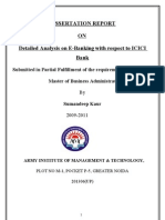 Dissertation Report Sumandeep