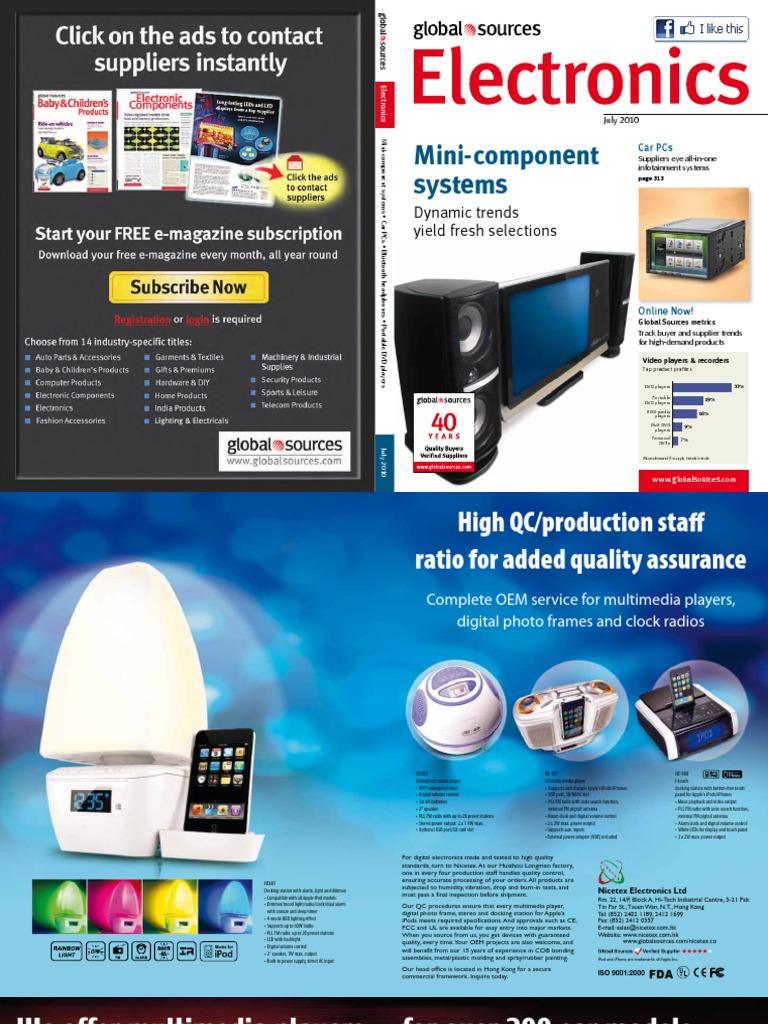 Electronics I Pod Phone Integrated Circuitfds8570electronic Components Semiconductors
