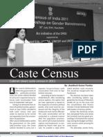 Magazine Article Caste Census Www.upscportal