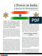 Magazine Nuclear Power in India Www.upscportal