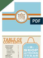 ShopAcrossTexas.com Media Deck