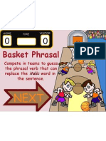 Basketball Phrasal