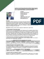 Summary Final Dissertation Thesis of Humberto Rivera S