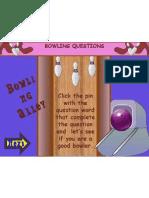 Bowling Game 2