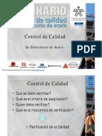 5_ Calidad - Ing_ Cesar Molinero