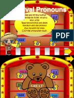 Circus Pronouns
