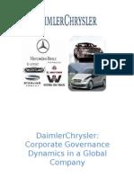 DaimlerChrysler diapos