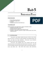 BAB-05 Sinkronisasi Proses