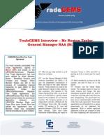 TradeGEMS - No. 1 (Office of Trade Negotiations - CARICOM)