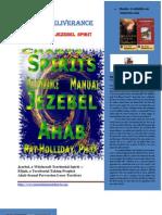 Jezebel Spirit Takes Territories for Satan 1