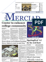 The Merciad, May 2, 2007
