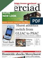 The Merciad, Aug. 29, 2007