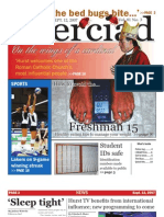 The Merciad, Sept. 12, 2007