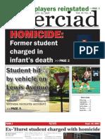 The Merciad, Sept. 19, 2007