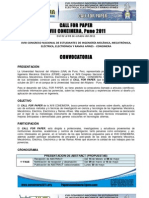Call for Paper_coneimera 2011