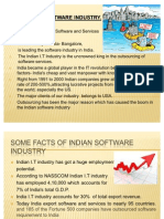 The Indian Software Industry-Current Trends, Challenges And
