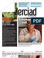 The Merciad, Sept. 17, 2008