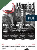 The Merciad, May 6, 2009