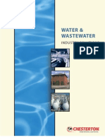 Water Waste Water Industry Solutions Manual