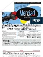 The Merciad, Sept. 8, 2010