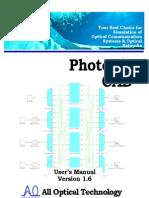 Photonics CAD Manual