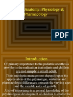 Pediatric Anesth