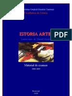 Istoria artei Mazilu
