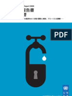 2006人間開発報告書水資源