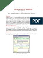 Implementing Oracle Workflow