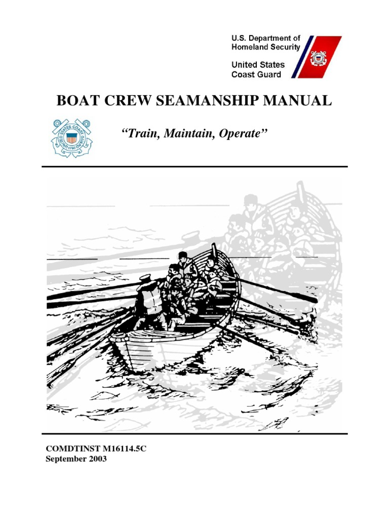 cold water seamanship hypothermia thermal insulation rh scribd com Boat Operations and Training Manual Volume 2 Basic Seamanship Manual PDF