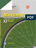 Buku Pelajaran Matematika Kelas 11