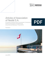 Articles of Association En