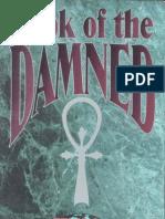 Vampire - MET - Book of the Damned (5001)