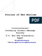 Stories of New Muslims