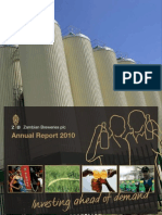 ZB2010 Annual Report ZBG
