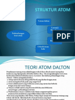 Struktur Atom (Power Point)