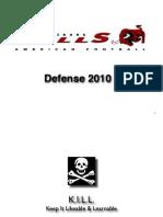 Bulls D-playbook 2010