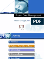 04 Project Cost Managment