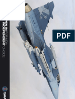 Saab Gripen Fact Sheet India