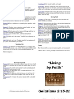 Sermon Notes May 29 2011