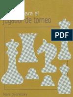 Dvoretsky & Yusupov - Técnica para el jugador de torneo - (Casa del Ajedrez,2003)