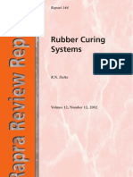 Rubber Curing Systems - Rapra Report (2002)