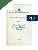 DPWH Highways Safety Design Standard